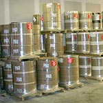 Aluminum coil supply in our warehouse