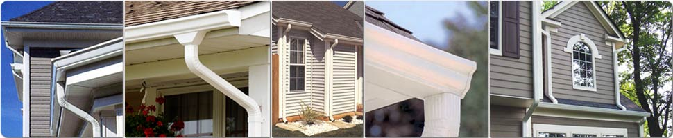 K style gutters and accessories